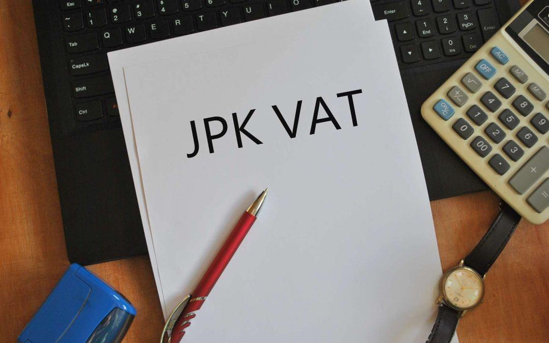 Zmiany w zasadach dokonywania wpisów do nowego JPK